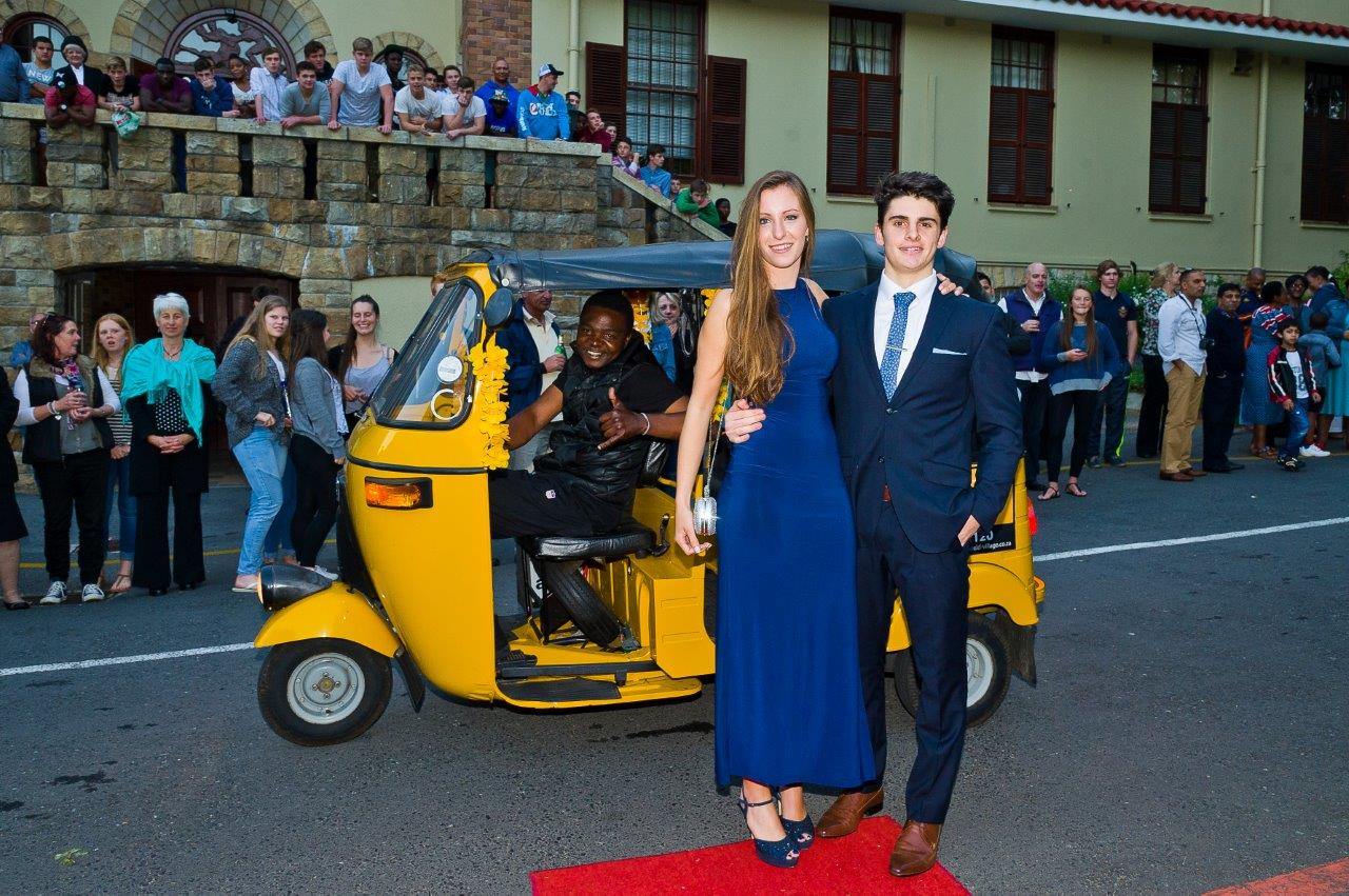 Rondebosch Boys Matric Farewell