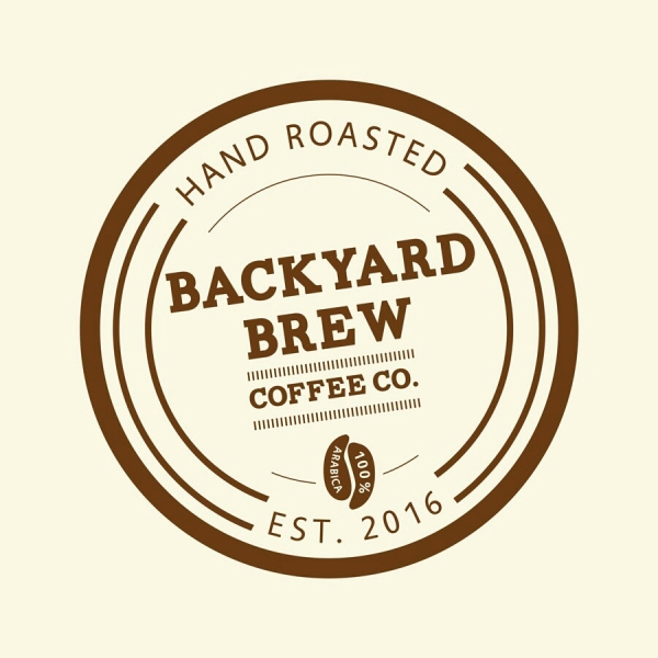 Backyard Brew Coffee Company.