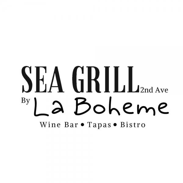 Sea Grill on 2nd by La Boheme