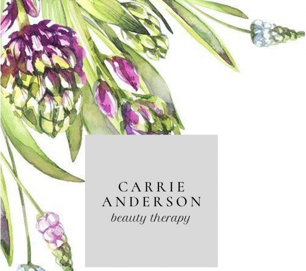 Carrie Anderson Beauty Therapy