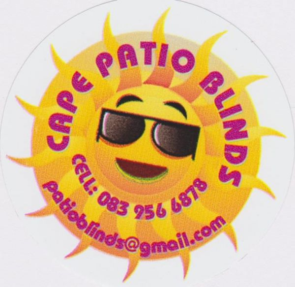 Cape Patio Blinds