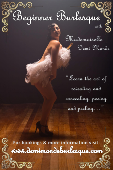 Demi Monde Burlesque