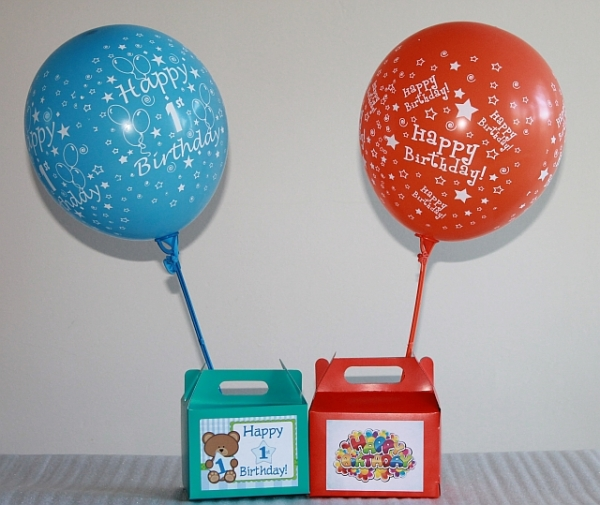 Balloon Party Box