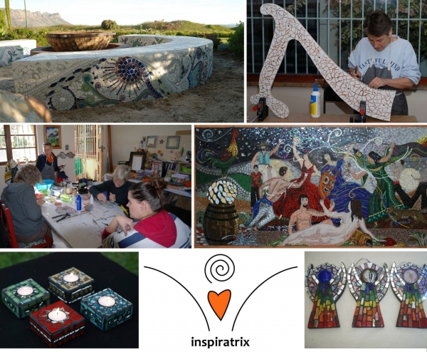 Inspiratrix Mosaic - Classes, Commissions & high-end Crafts
